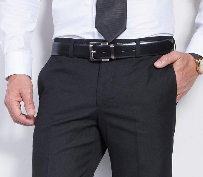 Cinturón masculino