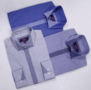 Tipos de cortes en las camisas