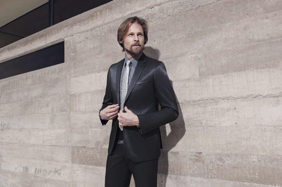 Trajes modernos para hombres, Trajes juveniles a la moda.