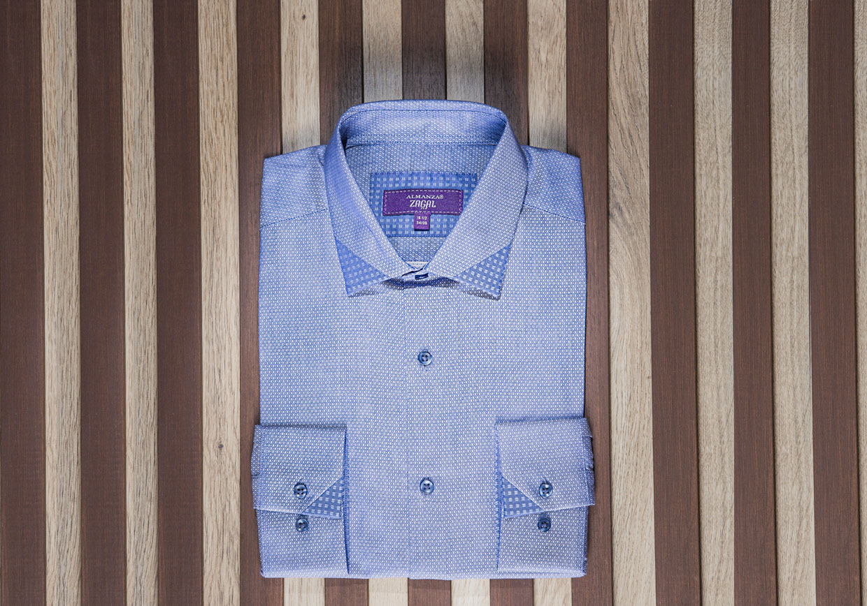 camisas juveniles a la moda para hombre.