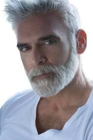Corte de cabello hombre barba
