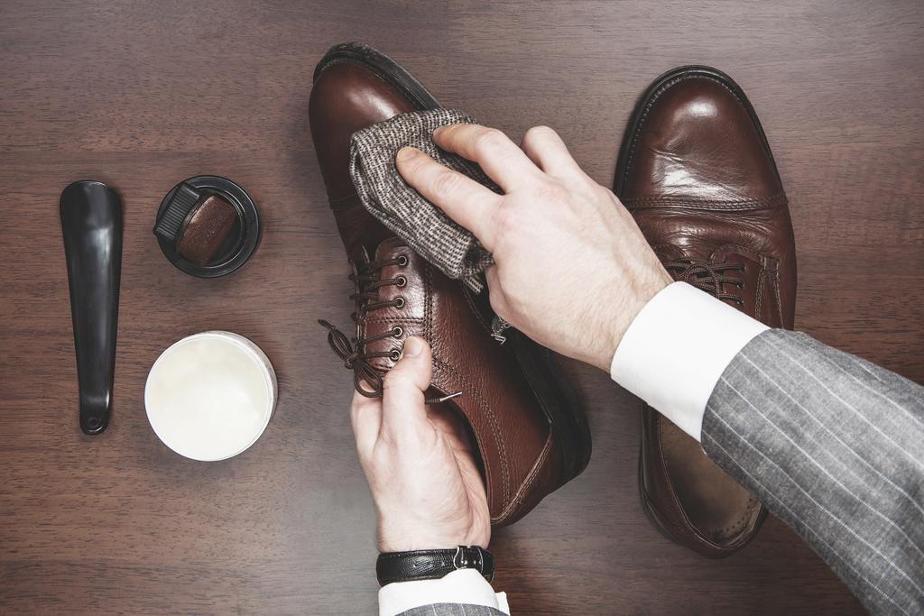Lustra tus zapatos